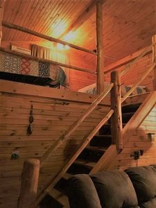 Loft with (2) Full Size Beds