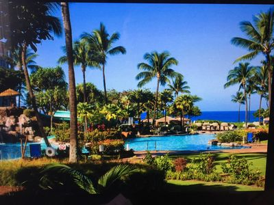 Photo for Maui's most spectacular oceanfront vistas. Avialable