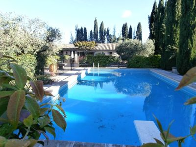 Photo for 1BR Cottage Vacation Rental in Saint-Andiol, Provence-Alpes-Côte-D'Azur