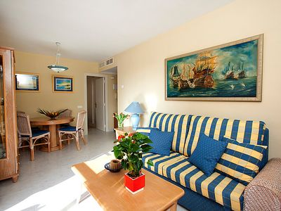 Photo for Apartment Coral Beach 02 in Calpe/Calp - 2 persons, 1 bedrooms