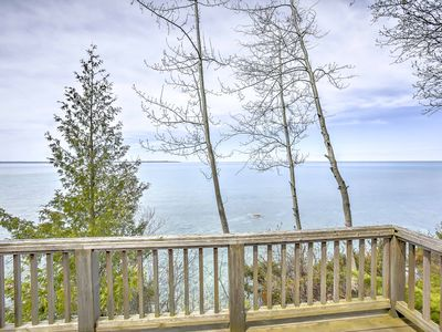 Photo for Gorgeous Charlevoix Home on Lake Michigan!
