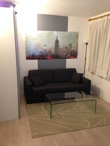 Photo for Studio 21m2 Saint-Mandrier village in residence closed with swimming pool and tennis