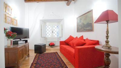 Photo for Residenza Torre della Scimmia 1672 apartment in Centro Storico with air conditioning.