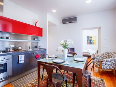 Photo for Kiss Apartment in trastevere