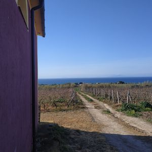 Photo for Idyllic Holiday Home with Garden, Terrace & Sea View; Parking Available, Pets Allowed
