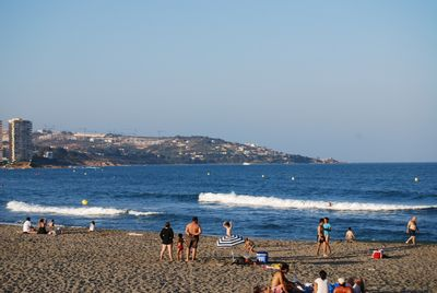 Relax at one of the many local beaches
