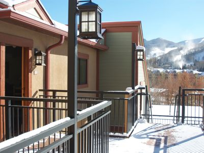Photo for Mountain Chic/ Family Friendly- 3BR/3B with Hot tubs and Heated Outdoor Pool