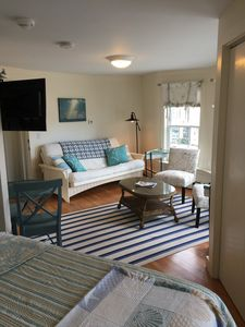 Photo for Pet Friendly-Steps from All-Harbor View Apt Heart of Boothbay Harbor's Downtown.