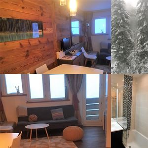 Photo for Avoriaz - Charming 2 bedr. renovated - quiet - 4 people