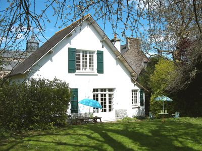 Photo for Charming Cottage with Large Secluded Garden in a Village