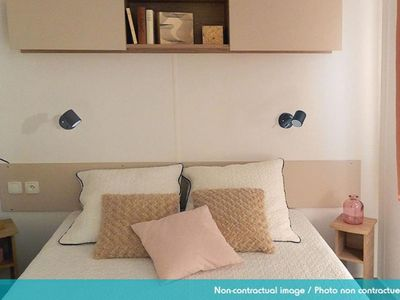 Photo for MOBILE HOME IN 4 STAR CAMPING