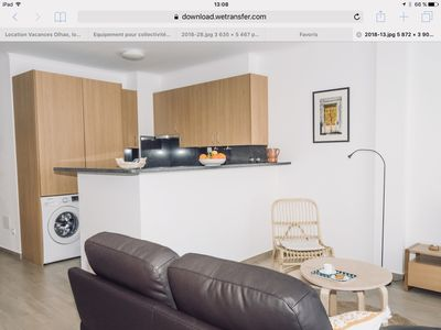 Photo for Bright and comfortable apartment, 70 m2 for 4 people.