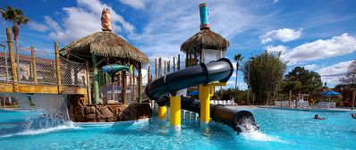 Photo for ORLANDO **1 BR Condo**NO TIMESHARE TOUR{Waterpark} LIKI TIKI VILLAGE RESORT