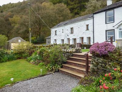 Photo for BRAMBLE COTTAGE, pet friendly, with a garden in Keswick, Ref 936223