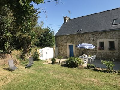 Photo for Small Breton house in the heart of a hamlet.
