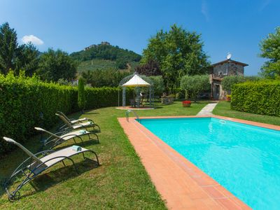 Photo for Romantic property with private pool, totally fenced and privacy up to 5 sleeps