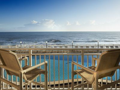 Photo for ** DIRECT Oceanfront with Stunning Views - Hear the Waves **