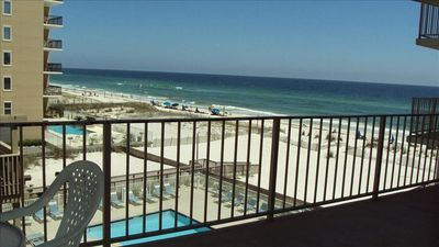 Photo for Gulf Village #315:  2 Bd/2 BA Ocean View Condo with Pool and Beautiful Beach.
