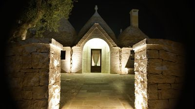Photo for Pool and Relax far from the smog in the Martino trullo