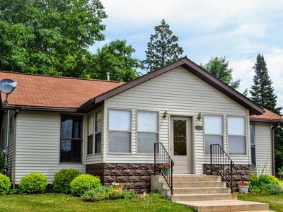 Photo for Charming Home In Dowtown Minocqua With An Amazing Lakeview!