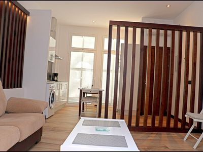 Photo for Ground floor apartment in the centre