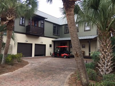 Photo for Large home, gated neighborhood, close to beach with large pool. Sleeps 20+