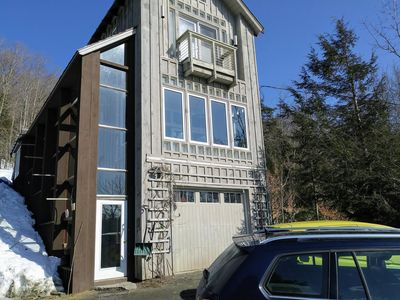 Photo for Ski House with Lake Views - 15 Min. to Mt. Snow