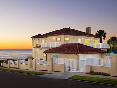 Photo for OCEANFRONT LUXURY Vacation Home on Famed Sunset Cliffs