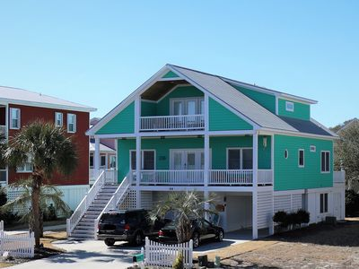 """Photo for Luxury  Seaside Community Seawatch """"Back to the Beach"""""""