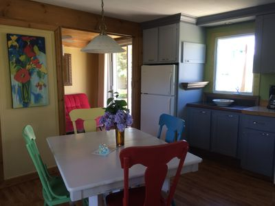 Photo for Cottage Baie St Paul near to the beach !  Chalet près de la plage Baie St Paul !