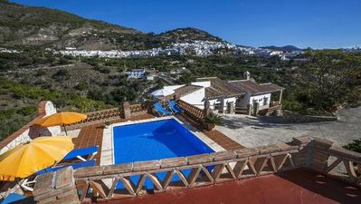 Photo for Holiday house Frigiliana for 6 persons with 3 bedrooms - Farmhouse