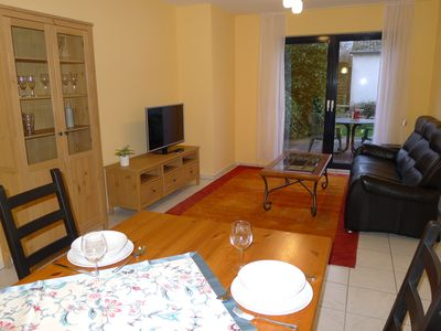 Photo for Apartment with terrace in the beautiful Eifel, near Traumpfad and Nürburgring
