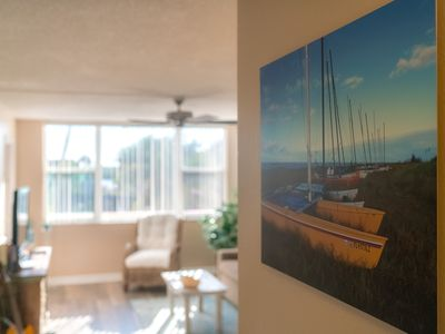 Photo for Renovated Condo in Paradise- Water views, INCLUDES WiFi