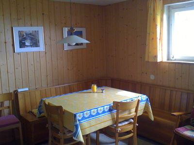 Photo for Apartment on the ground floor, max. 6 persons - Eckhäusle