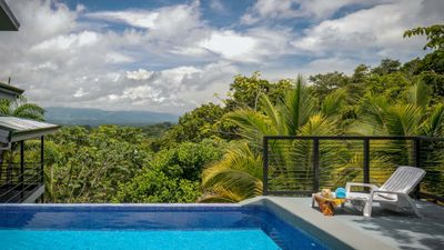 The Casa Querencia is an amazing home rental with perfect views.
