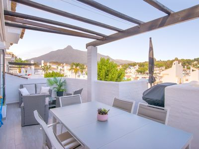 Photo for Los Naranjos de Marbella Penthouse