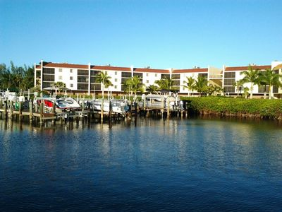 Photo for 2 Bedroom Condo on Bay. Private Heated Pool, Tennis and Pickleball courts.