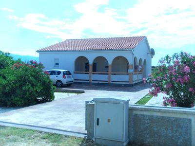 Photo for in 2000 built holiday house on the island VIR, at seaside, 70 m, family holidays