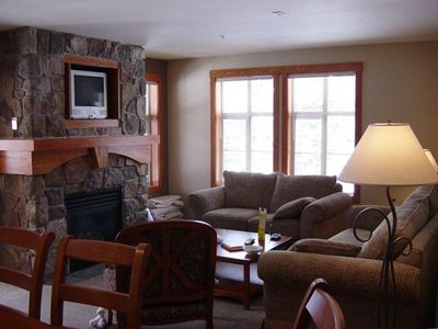 Photo for Ski In/Out at Solitude with View of Slopes- Large 3 BD/3BA- Sleeps 10