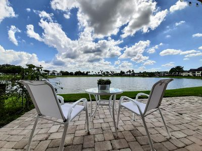 Photo for Stunning view Contemporary 2B/2B Condo Saddlebrook