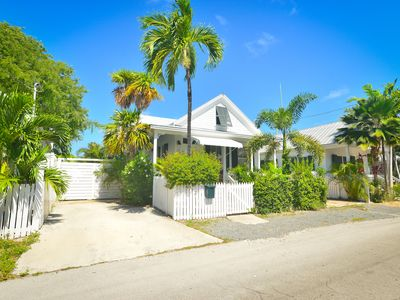 The Hamilton House in old town Key West