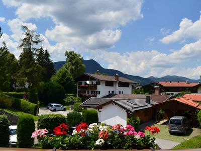 Photo for 1-room apartment in a prime location -, apartment 12, apartment house on the Rottach