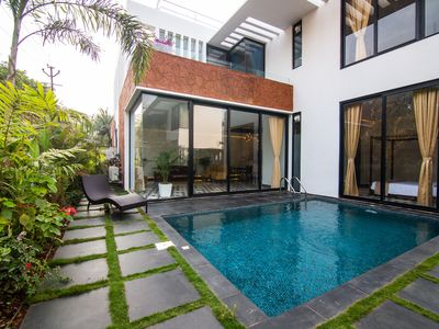 Photo for TBK villa 10 Luxury Villa with private pool & Jacuzzi on terrace