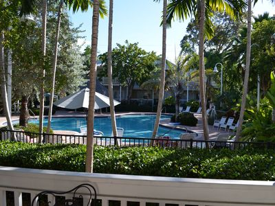 Photo for Coral Hammock Poolside Home: 3  BR, 3  BA House in Key West, Sleeps 6