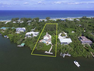 Photo for Holley House Bayfront  4 Bedroom / 2.5 Bath House