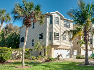 Photo for Anna Maria Rental Steps to Gulf Beach with Private Pool!