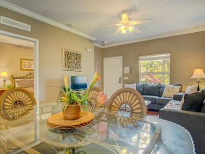 Photo for Budget Getaway - Lucaya Village - Feature Packed Contemporary 3 Beds 2 Baths Townhome - 3 Miles To Disney