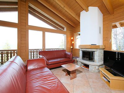 Photo for Vacation home Marella in Nendaz - 8 persons, 4 bedrooms