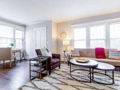 Photo for Stylish 4BR West End Home—Located in the Heart of Nashville, Near Vanderbilt