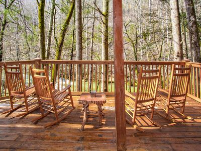 Photo for (New Listing) Express Checkin go straight to the cabin!!!